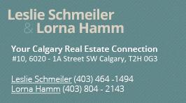 Lorna Hamm & Leslie Schmeiler